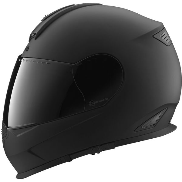 Schuberth helmet, S2 black matt