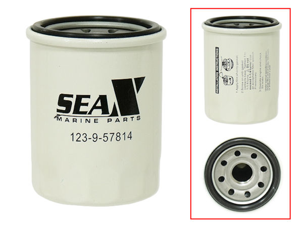 Sea-X, oil filter outboard