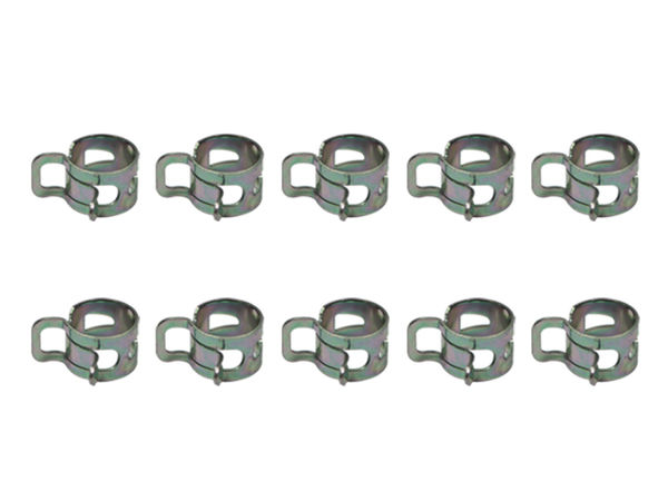 HOSECLIP 9.8mm 10/pack